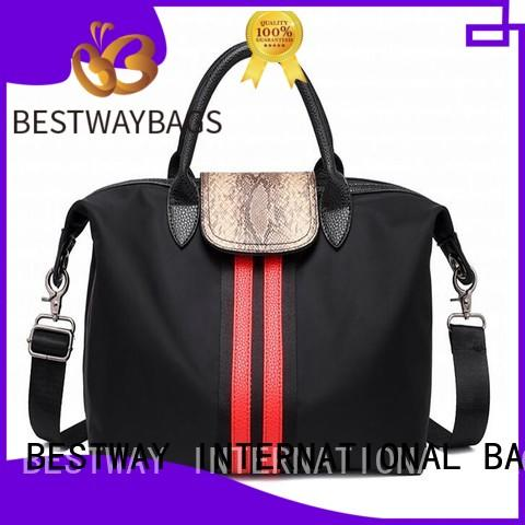 Bestway light nylon tote bags personalized for gym
