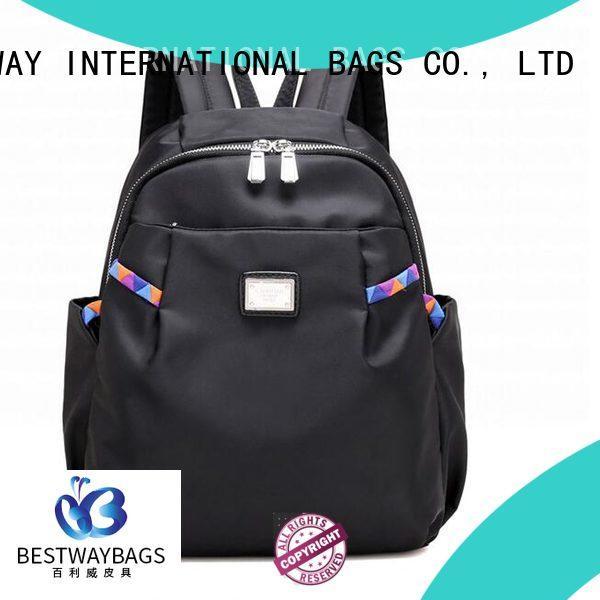 strength nylon handbags foldable personalized for gym
