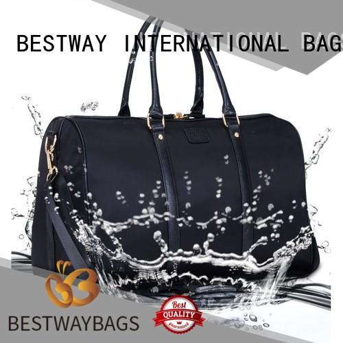 Bestway durable women's nylon tote bags on sale for gym