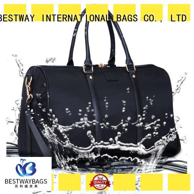 Bestway capacious nylon designer bag handle for swimming