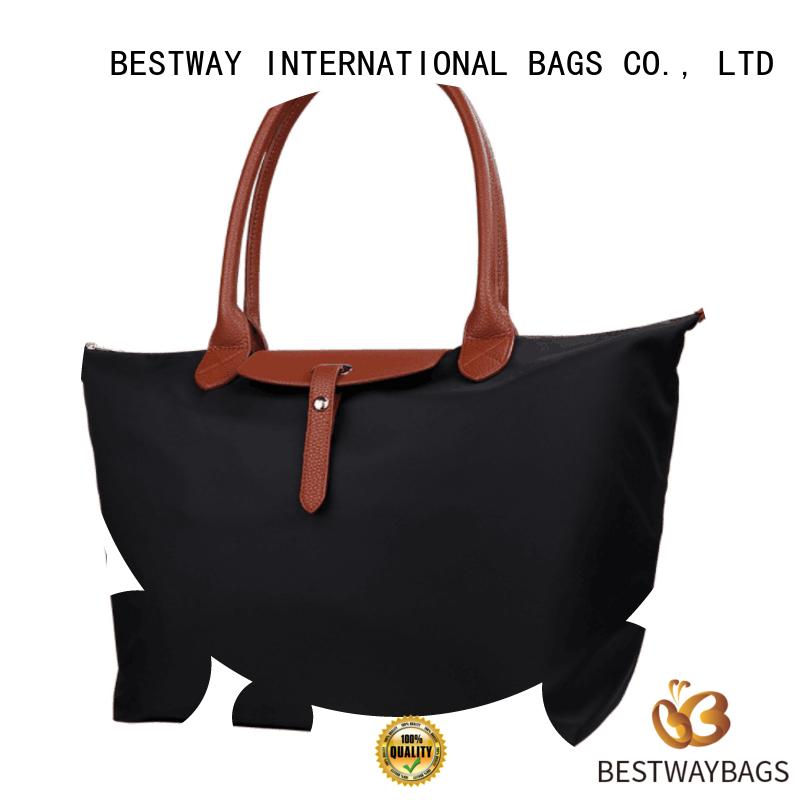 durable nylon hobo handbags design wildly for gym