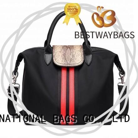 Bestway handbag nylon handbags on sale for gym