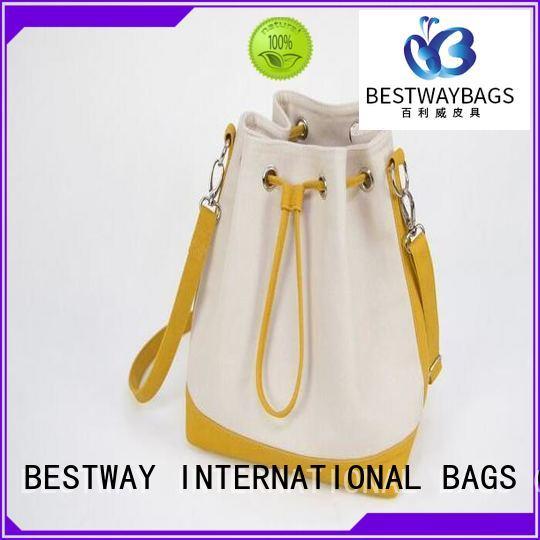Bestway plain canvas bag online for travel