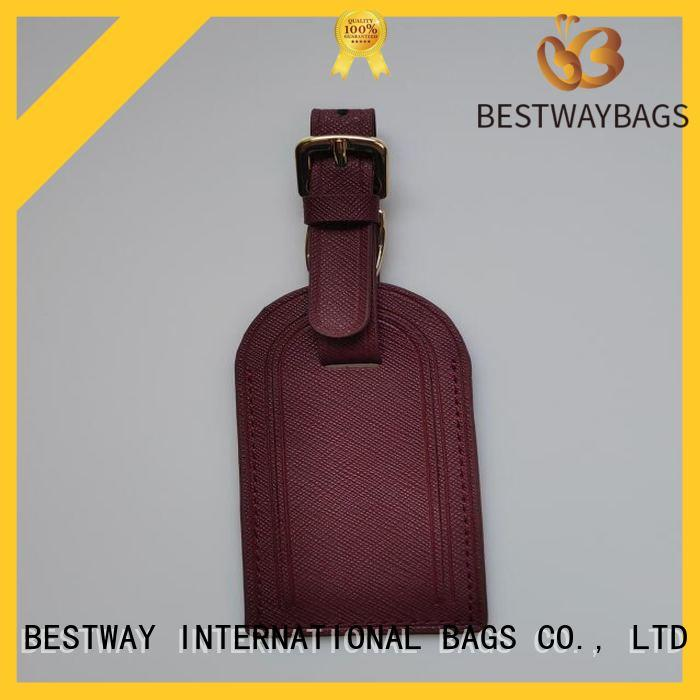 Bestway colorful leather bag accessories wildly for purse
