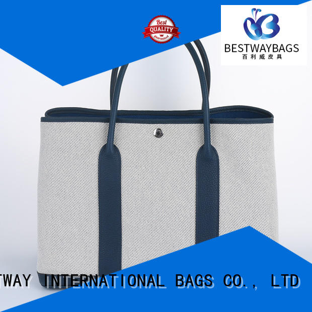 Bestway shopping canvas handbags online for shopping