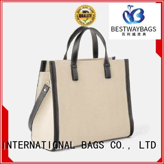 Bestway multi function best canvas tote bags online for relax