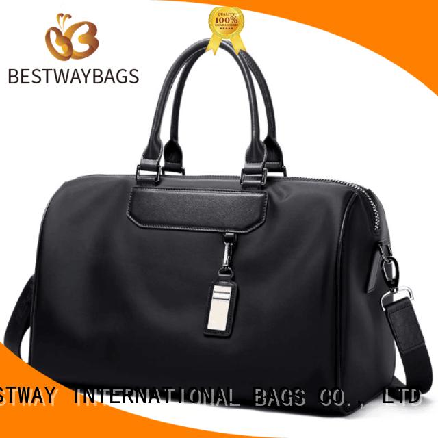 capacious nylon handbags fashion on sale for swimming