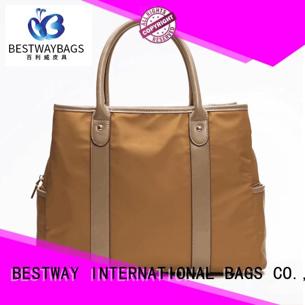 durable nylon travel bag bag on sale for gym