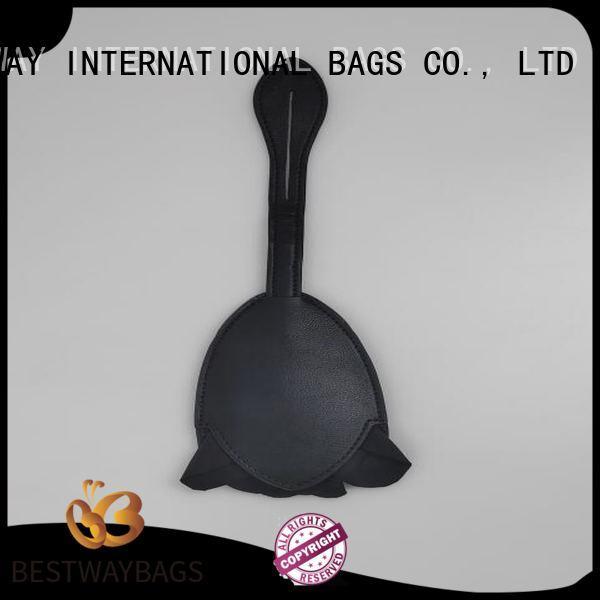 Bestway logo handbag accessories manufacturer for bag