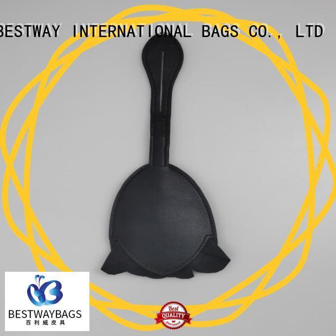 Bestway unique bag charms manufacturer for purse