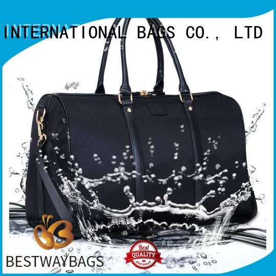 light nylon tote handbag nylon wildly for gym