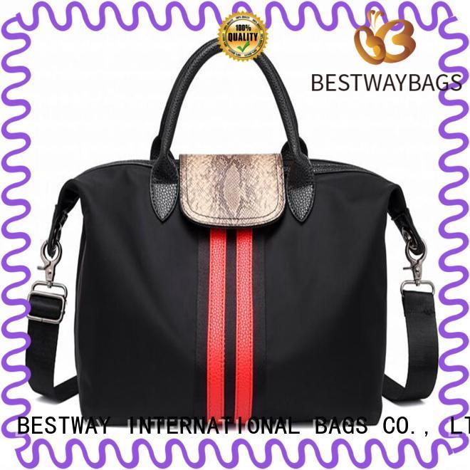 Bestway durable nylon backpack handbag wildly for sport