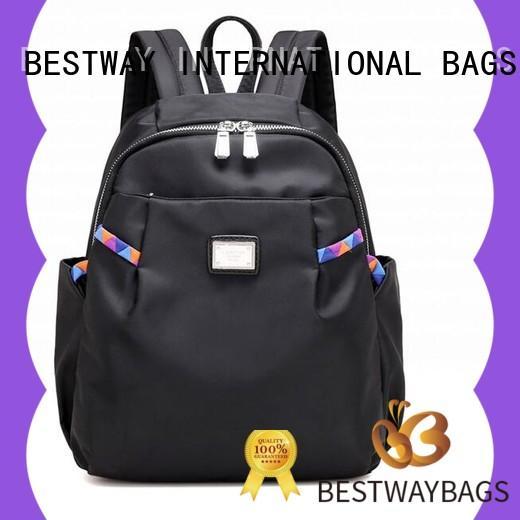 Bestway customized nylon handbags personalized for sport