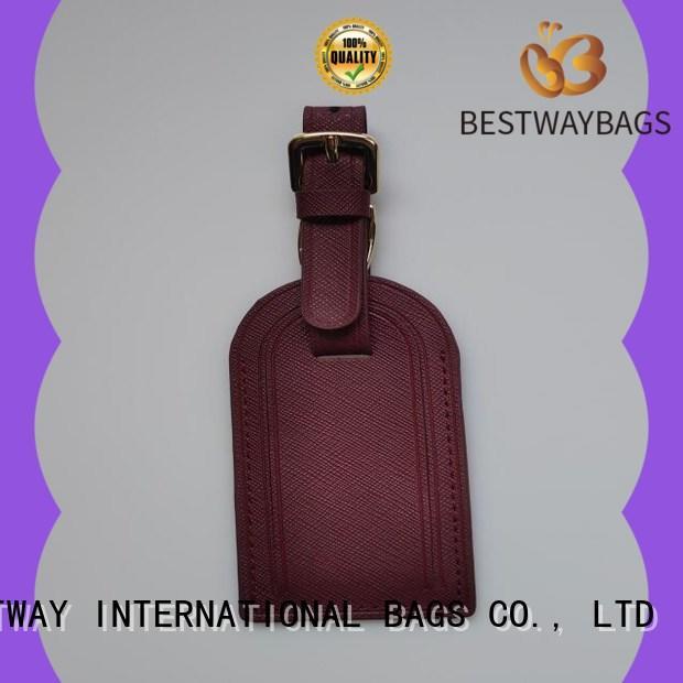 Bestway leather leather bag charm manufacturer doe handbag