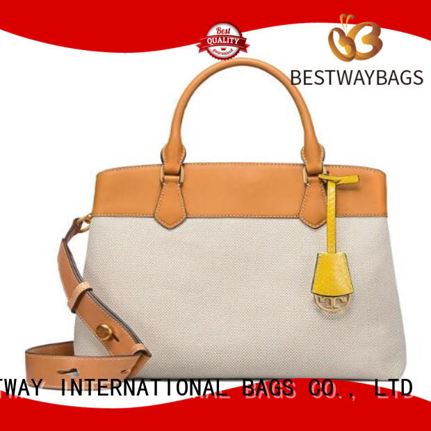 Bestway bag women's canvas tote bags wholesale for travel