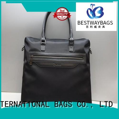 Bestway handle nylon tote bags on sale for gym