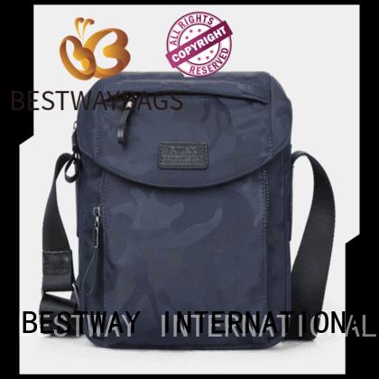 durable mens nylon bag sling wildly for sport