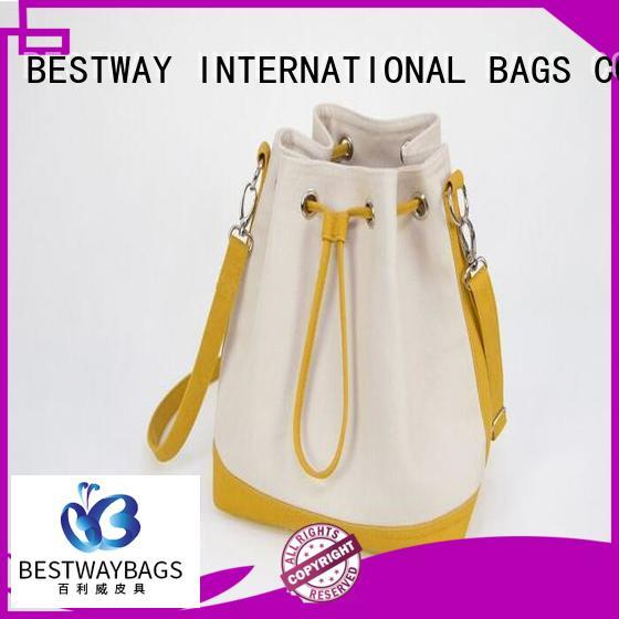 easy match canvas bag wholesale for vacation