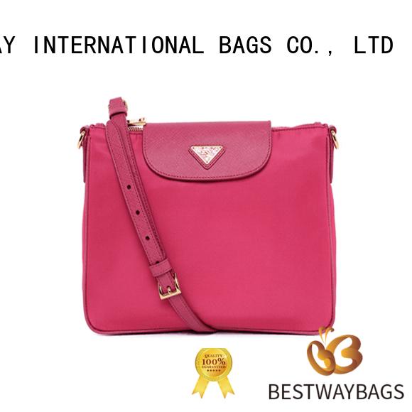 Bestway waterproof nylon hobo handbags wildly for gym