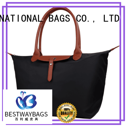Bestway light nylon tote bags wildly for bech