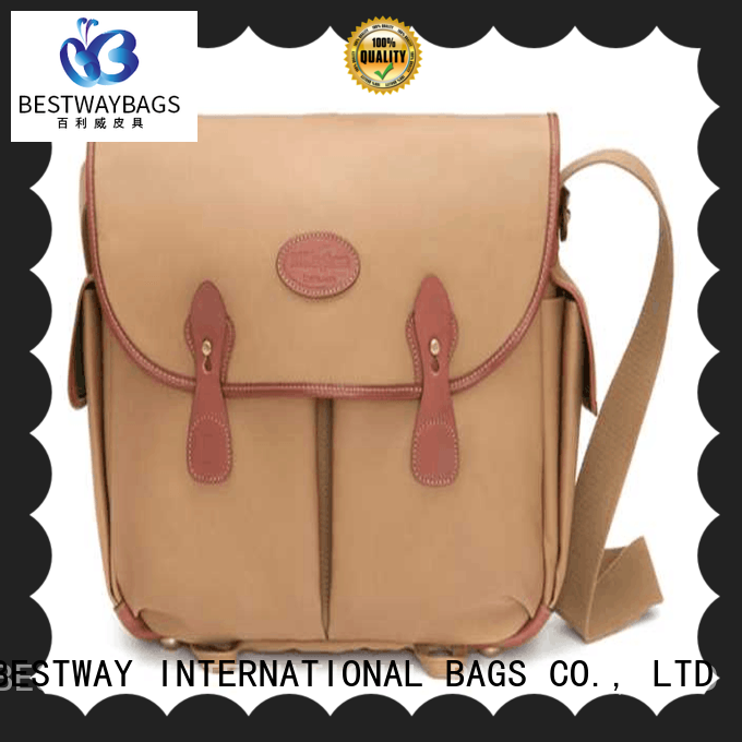 Bestway bags personalised canvas bags wholesale for travel