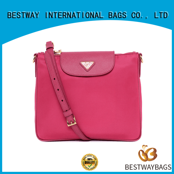 Bestway polyester nylon bag personalized for gym