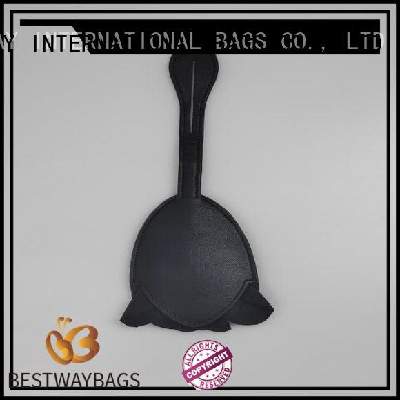Bestway oem leather bag accessories personalized for bag