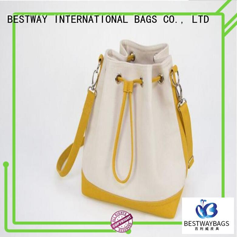Bestway innovative canvas purse factory for vacation