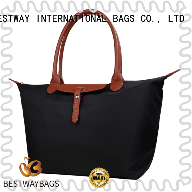strength nylon tote bags trim supplier for bech