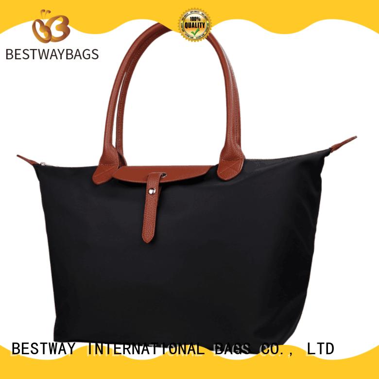 Bestway handbag nylon travel bag supplier for sport