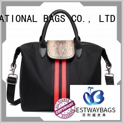 strength nylon bag oversized personalized for sport
