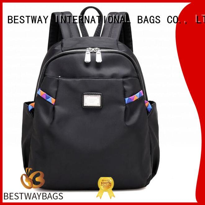 Bestway gym nylon handbags personalized for bech