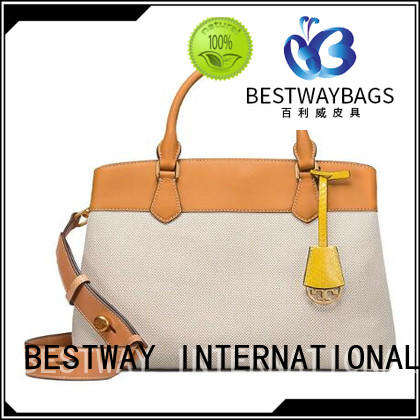 Bestway beautiful canvas tote online for travel
