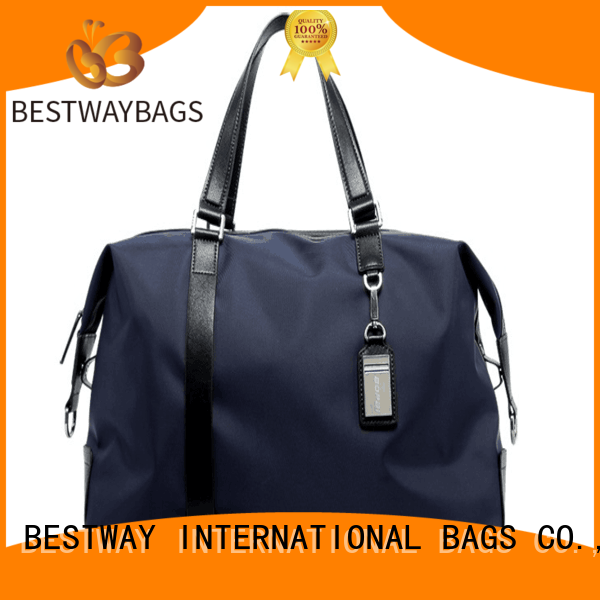 Bestway light nylon handbags personalized for gym