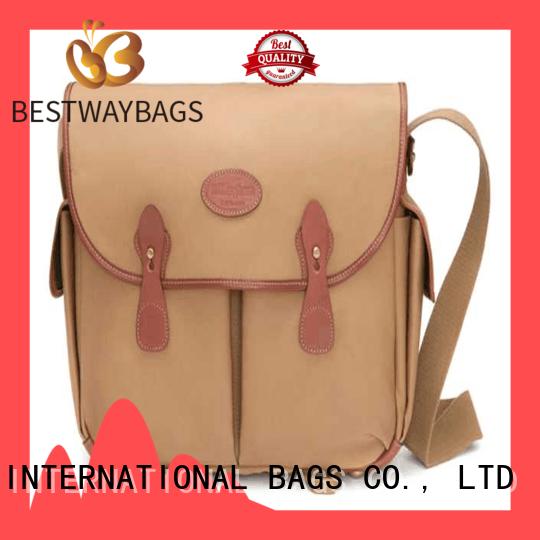 branded canvas bag messenger for vacation Bestway