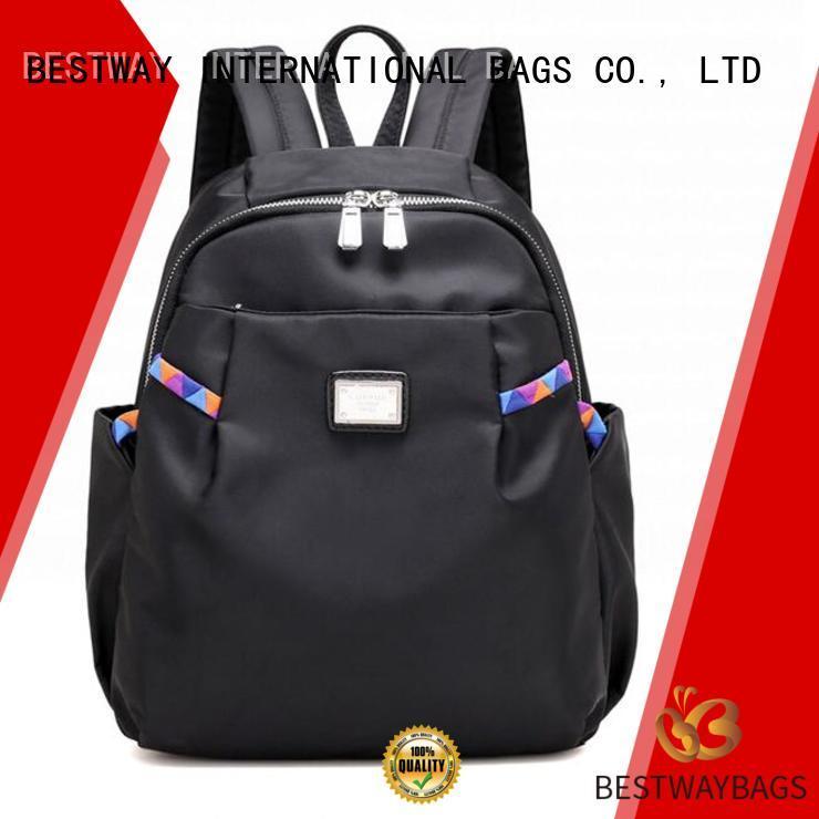 Bestway capacious nylon satchel handbag supplier for bech