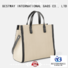 Bestway multi function canvas handbags factory for holiday