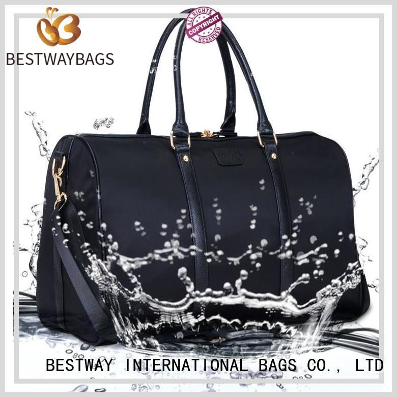 Bestway durable nylon handbags personalized for bech