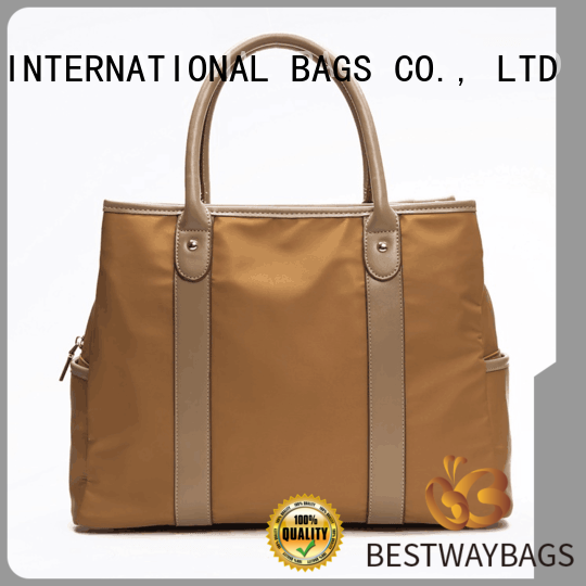 Bestway strength nylon tote bags supplier for sport