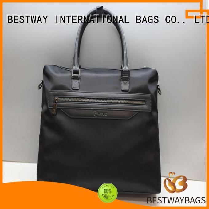 Bestway customized nylon handbags supplier for gym