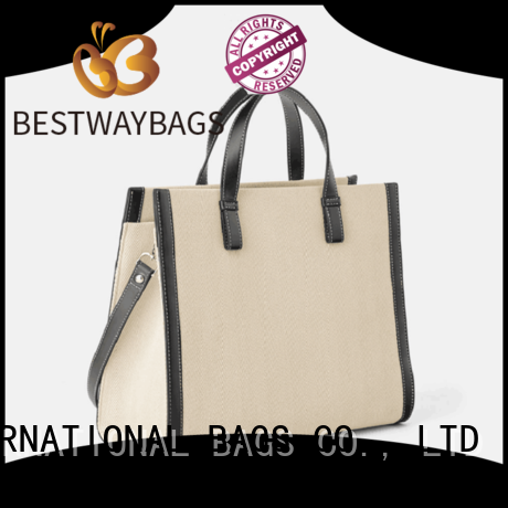 special ladies canvas bag cotton factory for relax