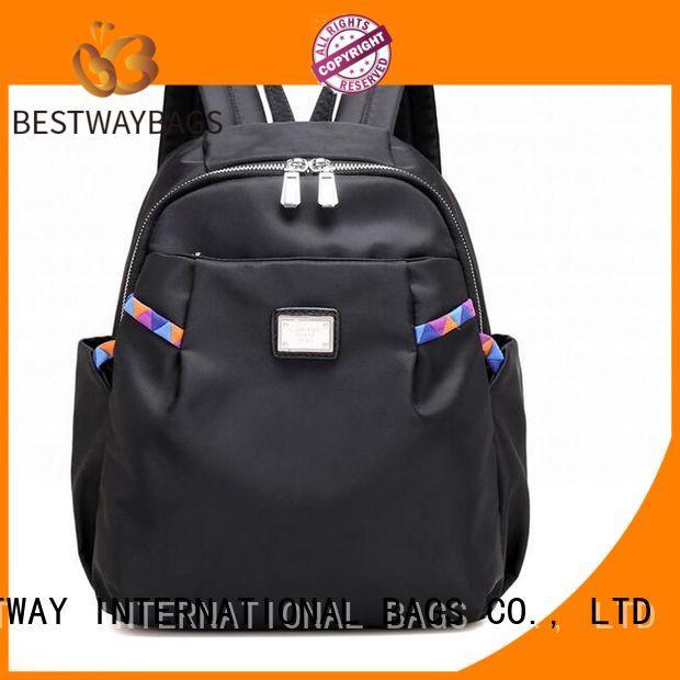 Bestway bags nylon handbags on sale for gym