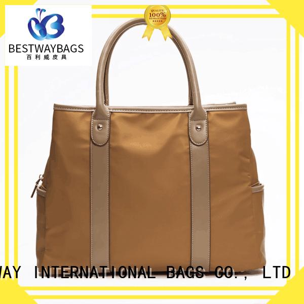 capacious designer nylon handbags polyester personalized for swimming