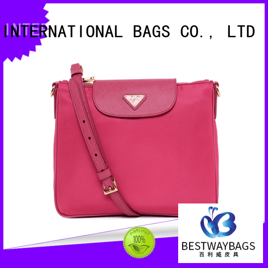 Bestway capacious nylon cross body handbags personalized for bech