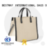 beautiful canvas tote bucket wholesale for holiday