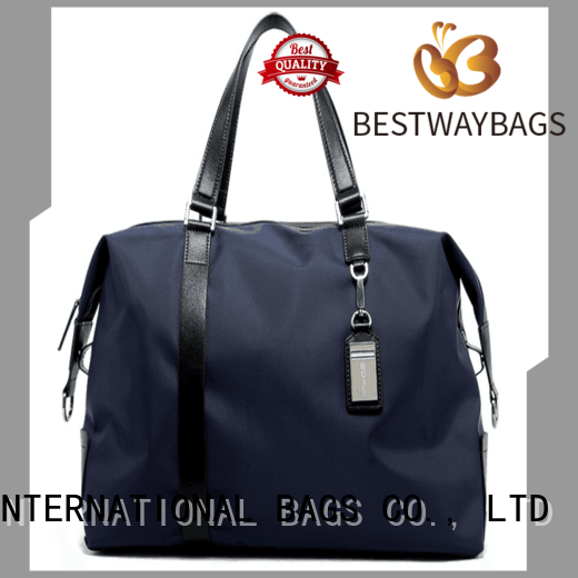 Bestway travel nylon tote bags supplier for bech