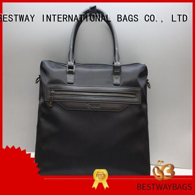 durable nylon tote handbag polyester supplier for gym