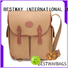 Bestway branded crossbody canvas tote bag factory for vacation